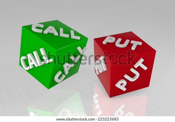 Call or put? Options trading
