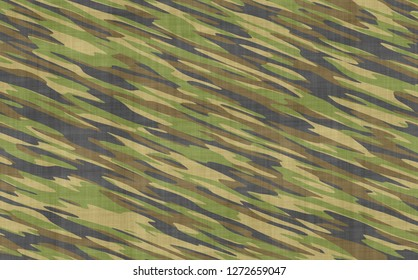camouflage dazzle military textile background 45x28cm 300dpi
