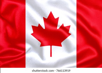Canada Fabric Flag