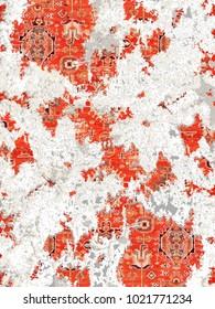 cancient carpet,carpet design, Traditional carpet design, patterns, textures