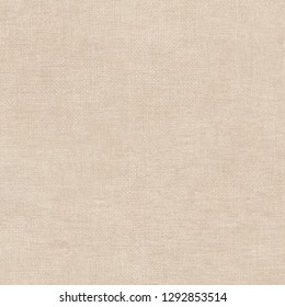 Canvas background. Natural linen background. Canvas sack cloth woven texture pattern background in yellow, beige, cream color.