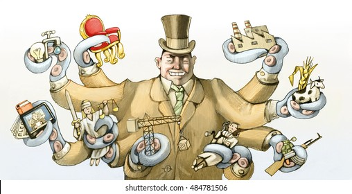 Capitalism Images, Stock Photos & Vectors | Shutterstock