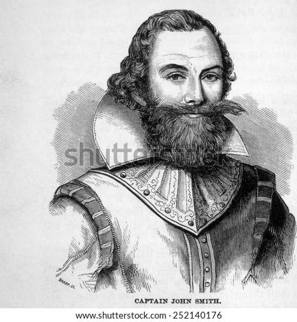 Captain John Smith ca