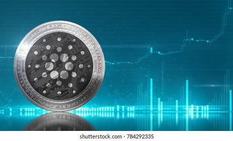 Cardano Coin (ADA) is a decentralised public blockchain cryptocurrency with smart contracts