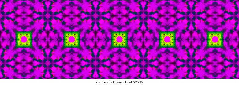 Caribbean Leaves. Chevron Modern Forest Fluorescent Texture. Caribbean Leaves Background. Magenta Marrakesh Fine Style. Cyberpunk Portugal