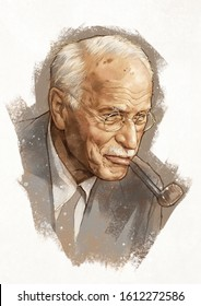 Carl Gustav Jung ( Born German 26 July 1875 – 6 June 1961) was a Swiss psychiatrist and psychoanalyst who founded analytical psychology.