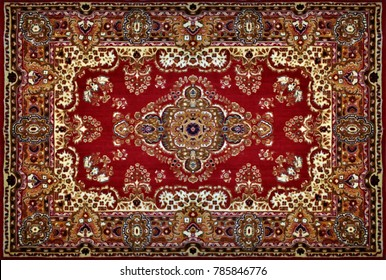 Carpet. Photo Wallpaper for interior. 3D rendering.