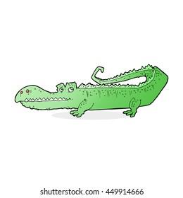 41bd066cb330b Alligator Crocodile Wild Animal Zoo Icon Stock Vector (Royalty Free ...