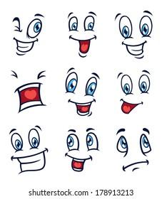 cartoon expression
