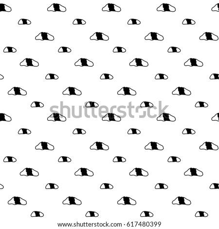 cartoon eye pattern hand drawn 450w 617480399 cartoon eye pattern hand drawn eyes stock illustration 617480399