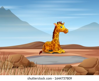 Drought Cartoon Images Stock Photos Vectors Shutterstock