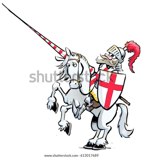 картинка рыцарь лошадь нитки рецепты