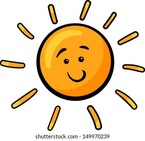 Sun Shine Clip Art