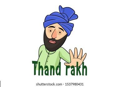 Punjabi Cartoons Images Stock Photos Vectors Shutterstock