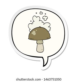 Spores Mushrooms Images, Stock Photos & Vectors | Shutterstock