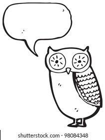 Owl Black And White Images Stock Photos Vectors Shutterstock