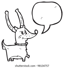 Funny Reindeer Cartoon Stock Illustration 96448760 Shutterstock