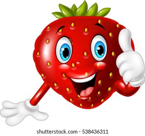 Cartoon Strawberry Images Stock Photos Amp Vectors