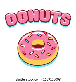 Image result for cartoon donuts images