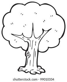 Cartoon Tree Black And White Images Stock Photos Vectors Shutterstock Affichez des illustrations de haute qualité de arbres dans le style de dessin animé de charme. https www shutterstock com image illustration cartoon tree 99010334