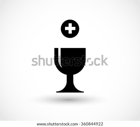 Catholic Religion Symbol Stock Illustration 360844922 Shutterstock