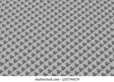 Lot cells cubic honeycomb gray abstruct background 4k 3d