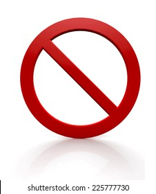 Censor sign. No sign