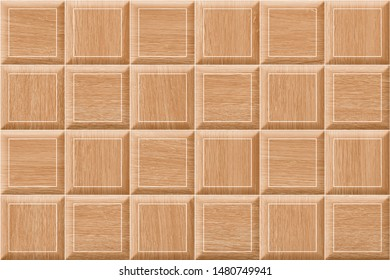 ceramic decor of woden pettern and effective wood tile texture with lightbrown wood