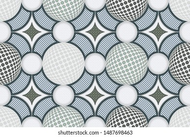 ceramic digital wall tiles decor design with different colour and white combination