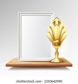 Wooden Trophy Stand Stock Illustrations, Images & Vectors | Shutterstock