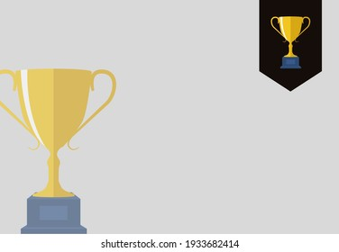 certificate template with grey colour background suitable to enhance your design