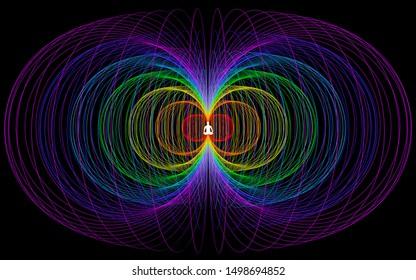 chakra system of human energy fields