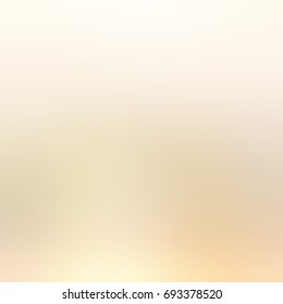 Champagne abstract background. Empty blurred festive texture. Golden light background.