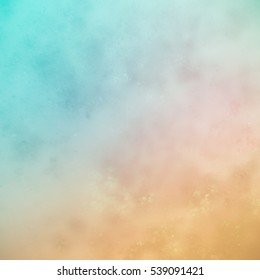 Charming abstract background, light and airy. Pastel shades. Spring or summer abstract background. Texture consists of passages of shimmering colors.