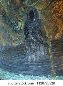 Charon - Ferryman on the River Styx