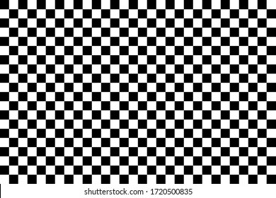 Checkered background and wallpaper, conceptual use.