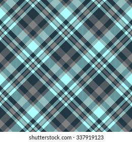 Checkered digital pattern - rug, scarf or handkerchief printing
