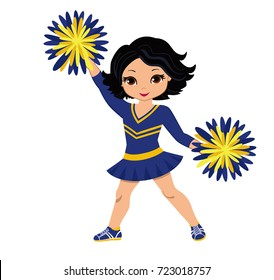 Image result for cartoon cheerleader images