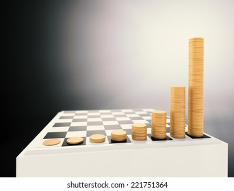 Image result for money on chess board compound interest