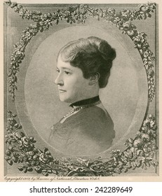 Chester Arthur's sister Mary, the wife John E. McElroy, served has the widower President's hostess from 1881-1885. 1903