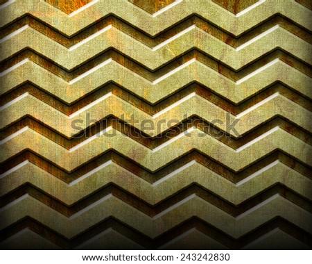 chevron pattern grunge metal template stock illustration 243242830
