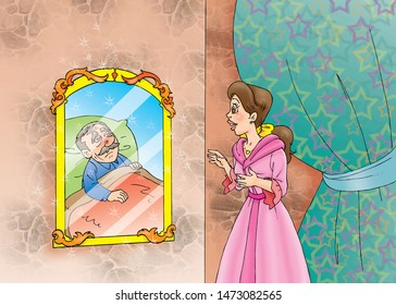 children's fairy tales beautiful and ugly