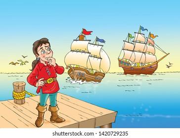 children's fairy tales gulliver's travels