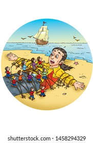 children's fairy tales,   gulliver's travels