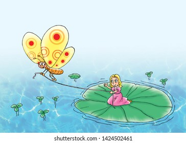 children's fairy tales little tiny