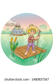 children's fairy tales Tom Sawyer