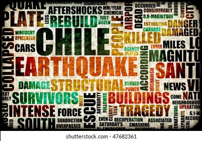 Chile Earthquake Crisis Disaster as a Concept