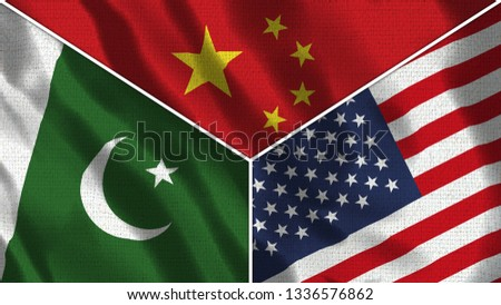 Image result for pakistan america china image