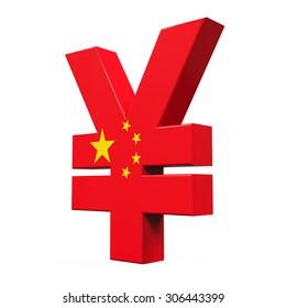 Chinese Yuan Symbol