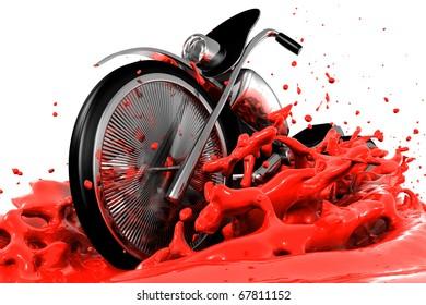 Chopper in Blood